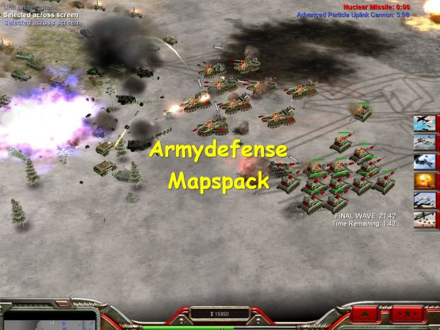 ARMYDEFENSE REloaded Mapspack