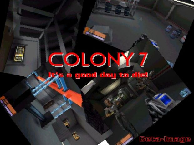 Colony7 for EF1 Installer version - WINDOWS only