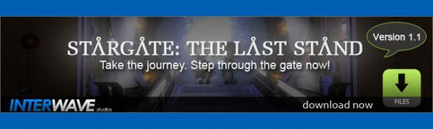 Stargate: The Last Stand 1.1 Client Patch