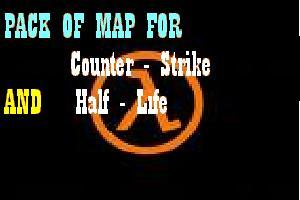 Pack of Maps for CS and HL.