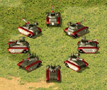 Marauder Tank