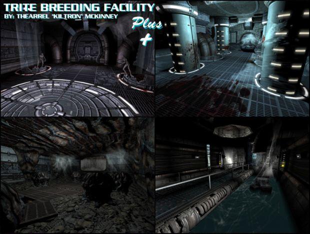 Trite Breeding Facility Plus - DOOM 3 Level