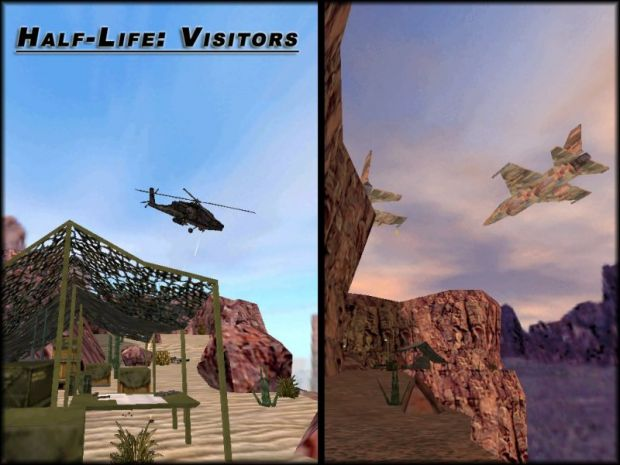 Half-Life: Visitors SETUP (STEAM)