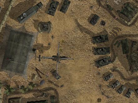 Base Under Attack