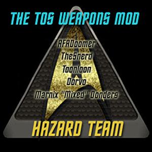 TOS Weapons Mod installer