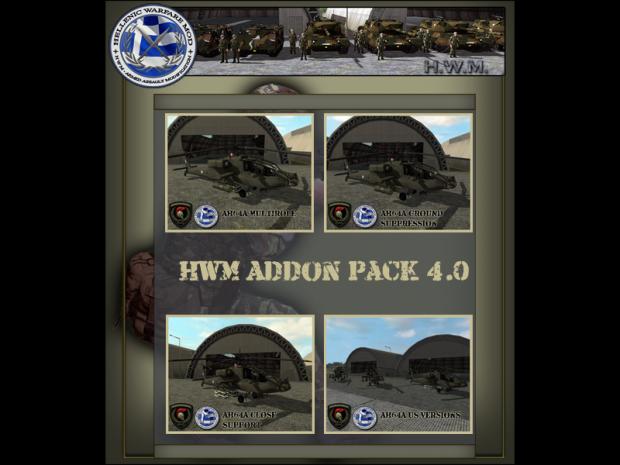 Hellenic Warfare Mod Addon Pack 4.0