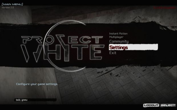 Project: White v.0.3Beta Elizabeth