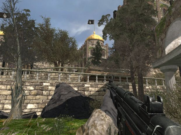 CoD4 (and 5?) Map Assassins HQ Source Files