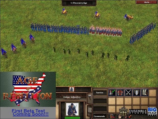 Age of Rebellion 0.1 (Beta)