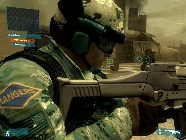 Ghost Airborne Rangers