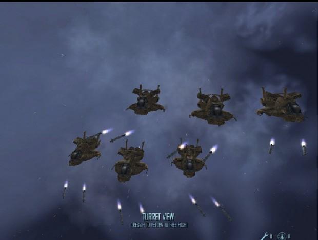 Battlestar Galactica Freelancer Mod
