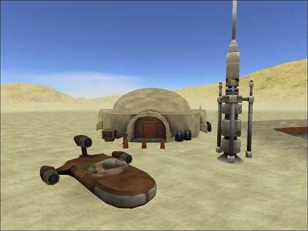 Tatooine Outpost