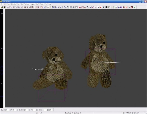 Teddy Model