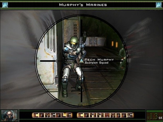 Murphy's Marines : Console Commandos 1.3.se