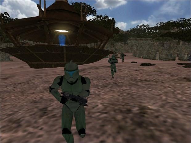 Mygeeto Assault: Beach Defense