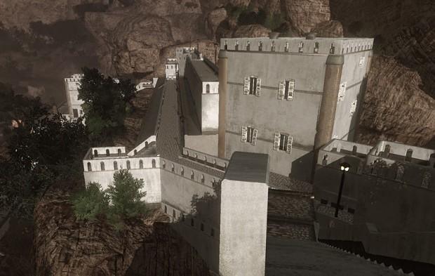Castle Rock Valley