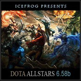 DotA Allstars v6.58b