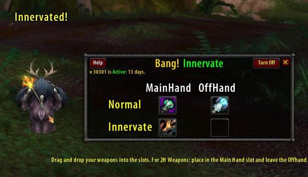 Bang! Innervate