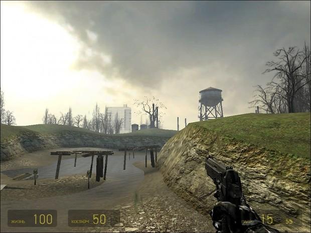 Beretta m92 Pistol Model Replacement 1.0