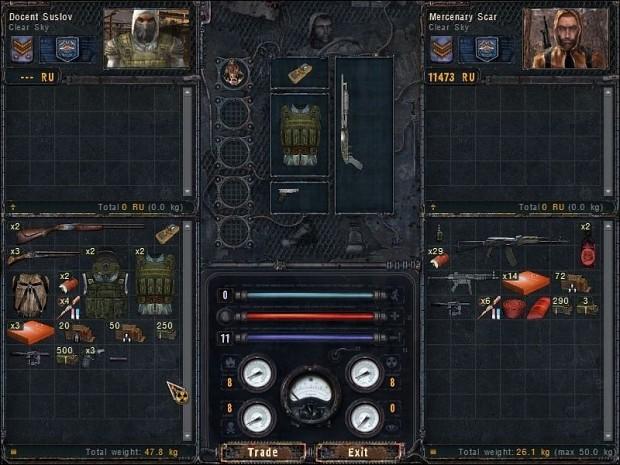 New Mercenary Scar Icon 1.0
