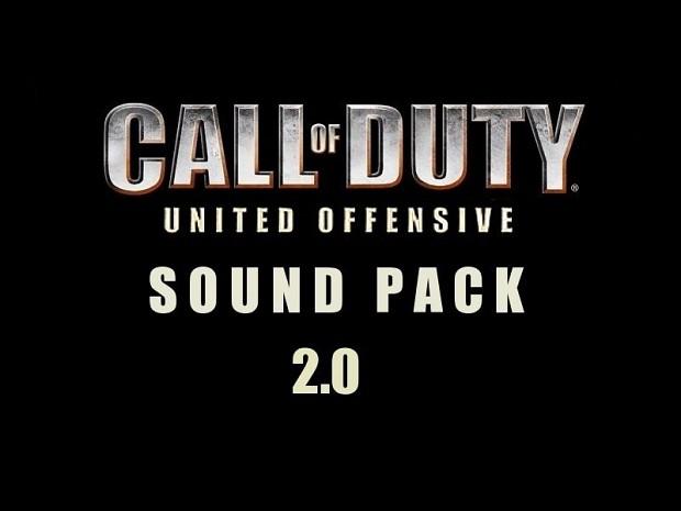 Chalkpit's CoD/UO Sound Pack 2.0