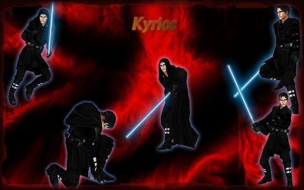 Kyrios, Jedi Knight 1.1