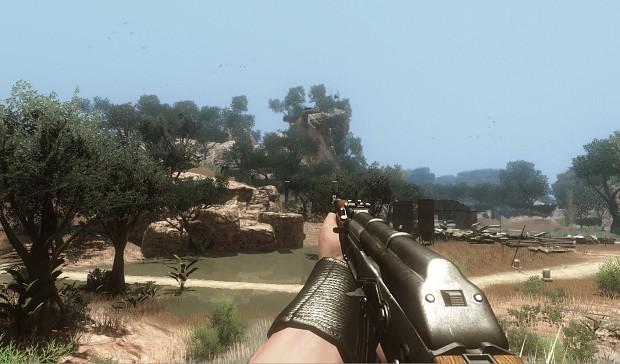 Sniper playground
