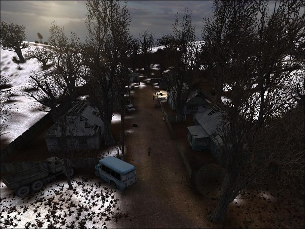Clear Sky Faction Mod 2.2.1 (Winter Edition)