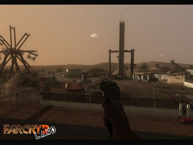 FarCry 2 Land