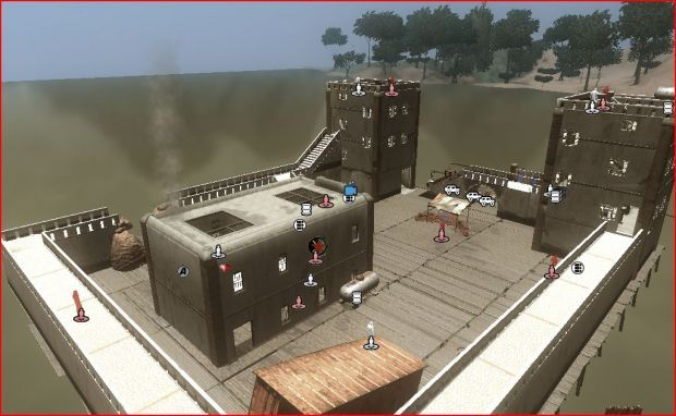 Water Fort