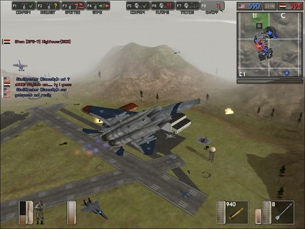 Mobius F-15 & MiG-29