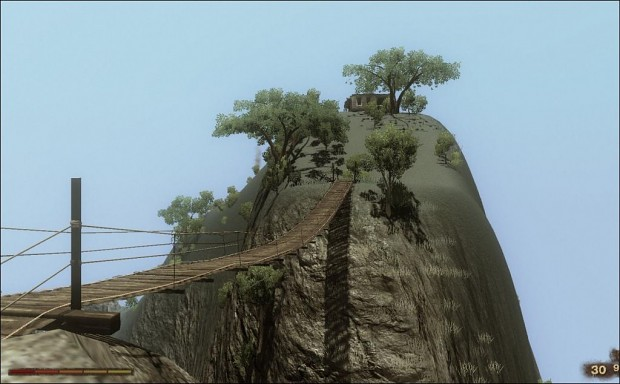 Jungle Law Mountain v1