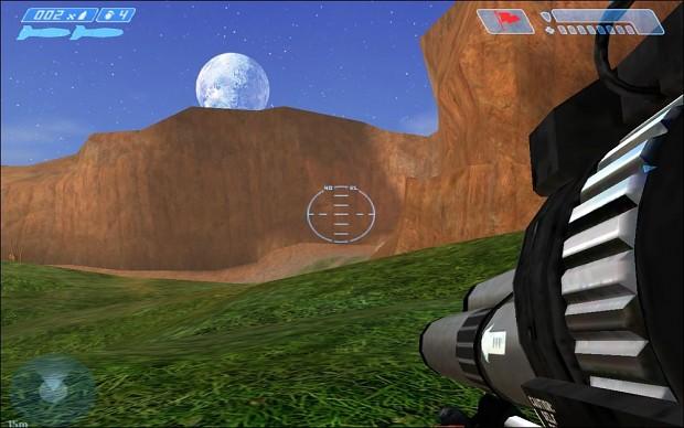 Halo 3 MA5C+Rocket Launcher