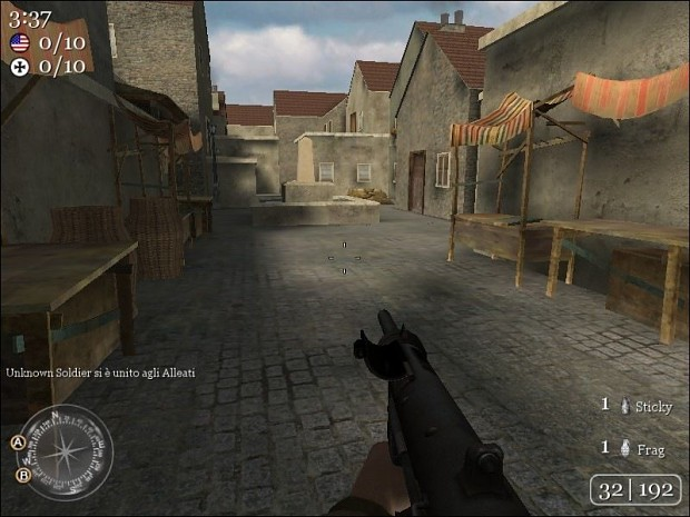 CoD2 Sticky Bomb 1.3