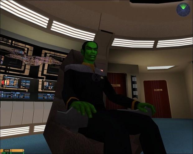 Green Tuvok 1.0
