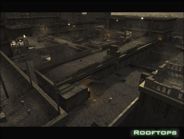 Rooftops (Day, Beta)
