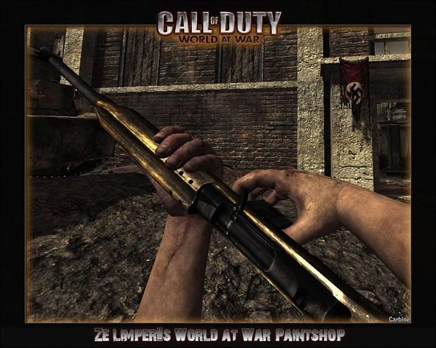 Ze Limper's High Resolution Carbine