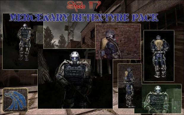 Merc Faction Retexture Pack 1.0