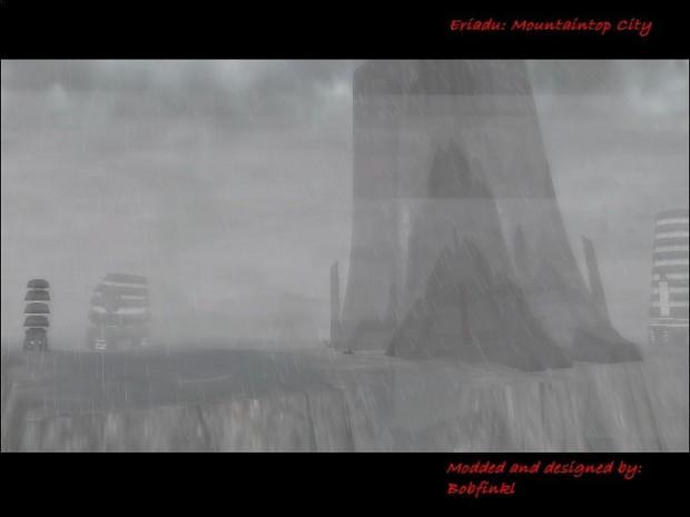 Eriadu: Mountatantop City 3.0