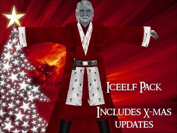 Iceelf Customization SkinPack (X-Mas Edition) 2.5