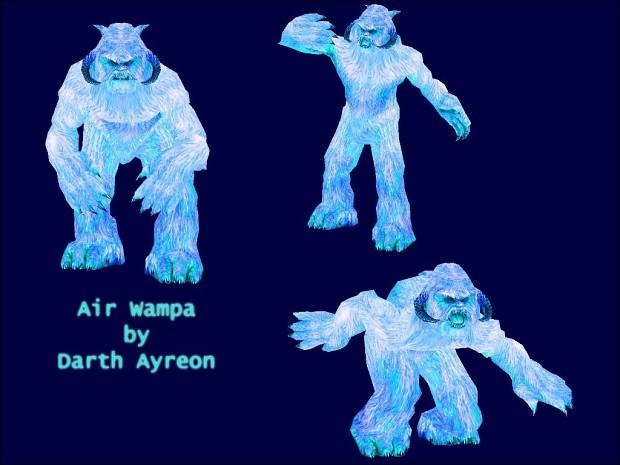 Element Wampa Pack 1.1