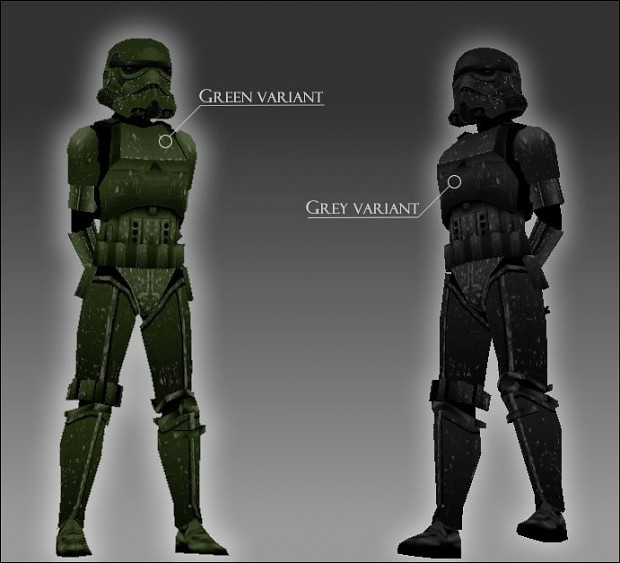 Stormtrooper Recolours