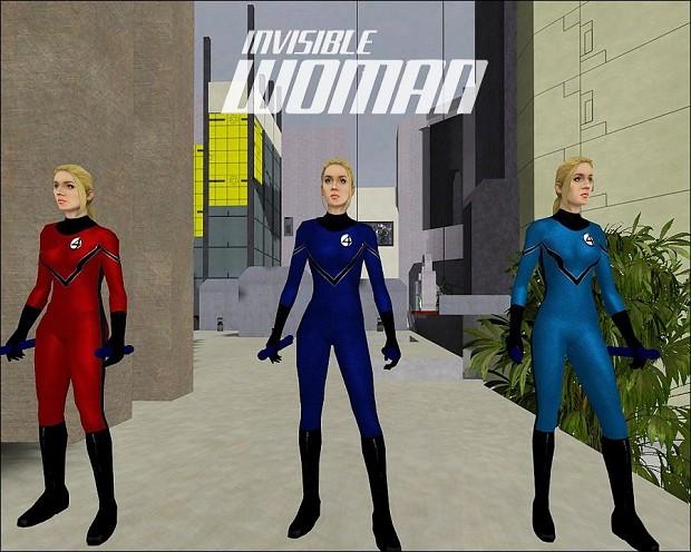 Invisible Woman v2