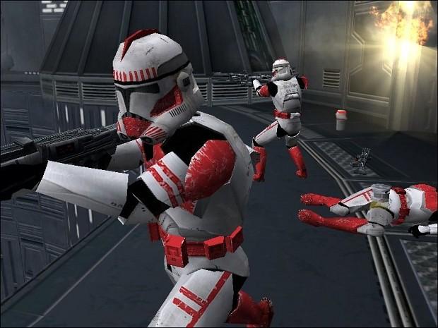 red clone trooper mod 1.2