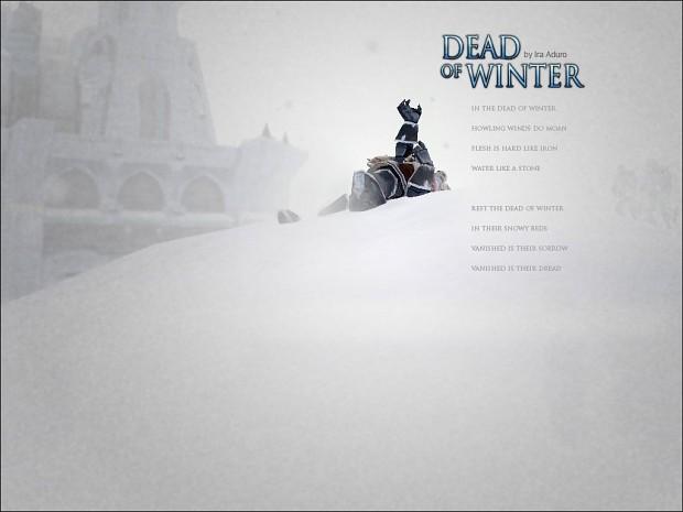 Dead of Winter 1.0