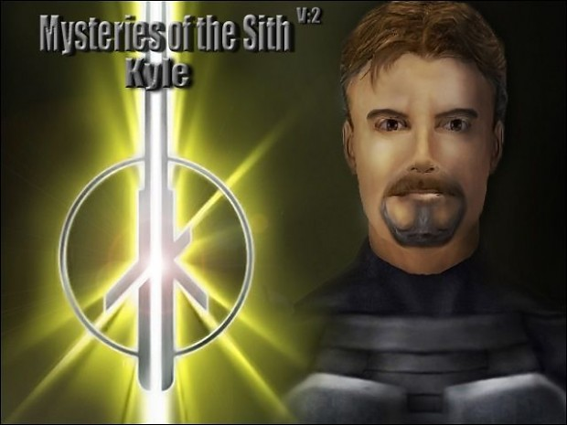 Mysteries of the Sith Kyle 2.0