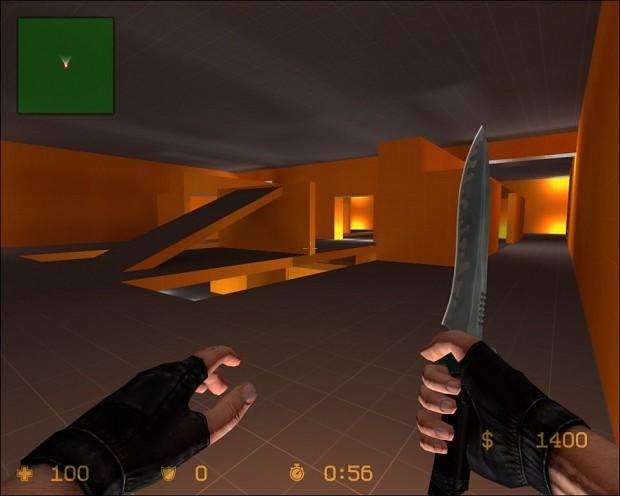 GunGame: 2 Levels map