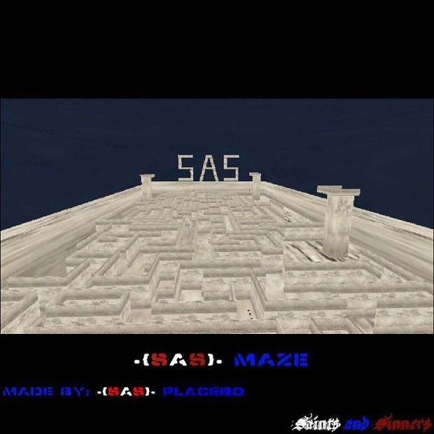 -{SaS}- Maze 1.0