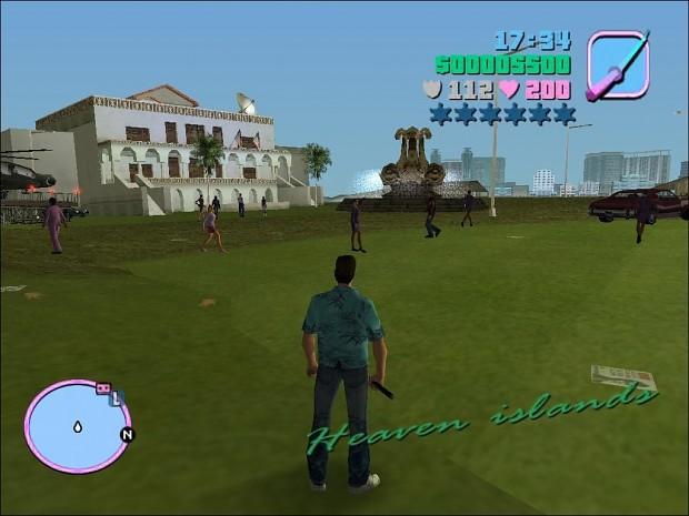 GTA heaven Islands 0.82