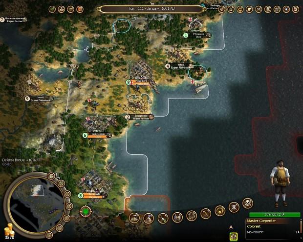 Origins - Colonization 1 for Colonization 2